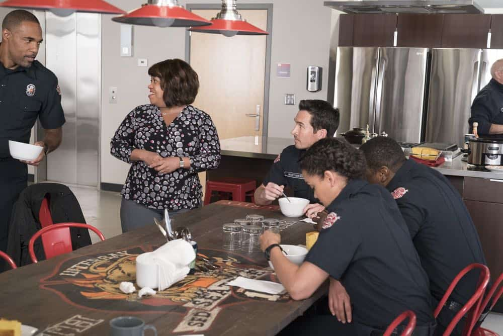 Station 19 Episode 5 Season 1 Shock To The System 30