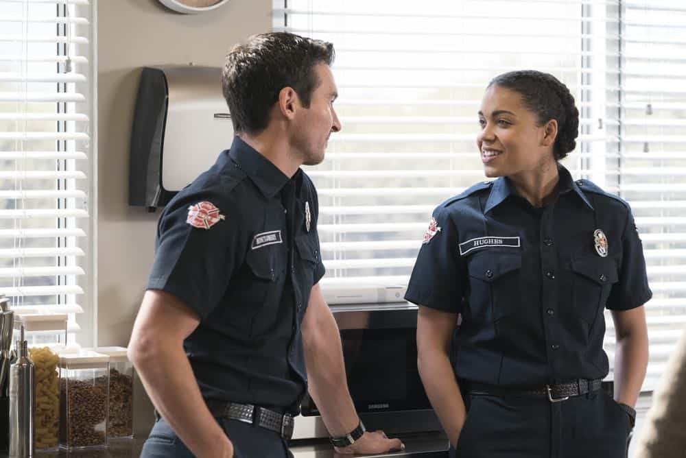 Station 19 Episode 5 Season 1 Shock To The System 21