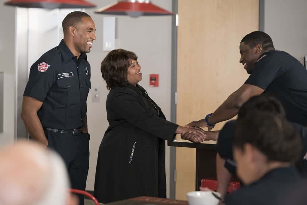 Station 19 Episode 5 Season 1 Shock To The System 12