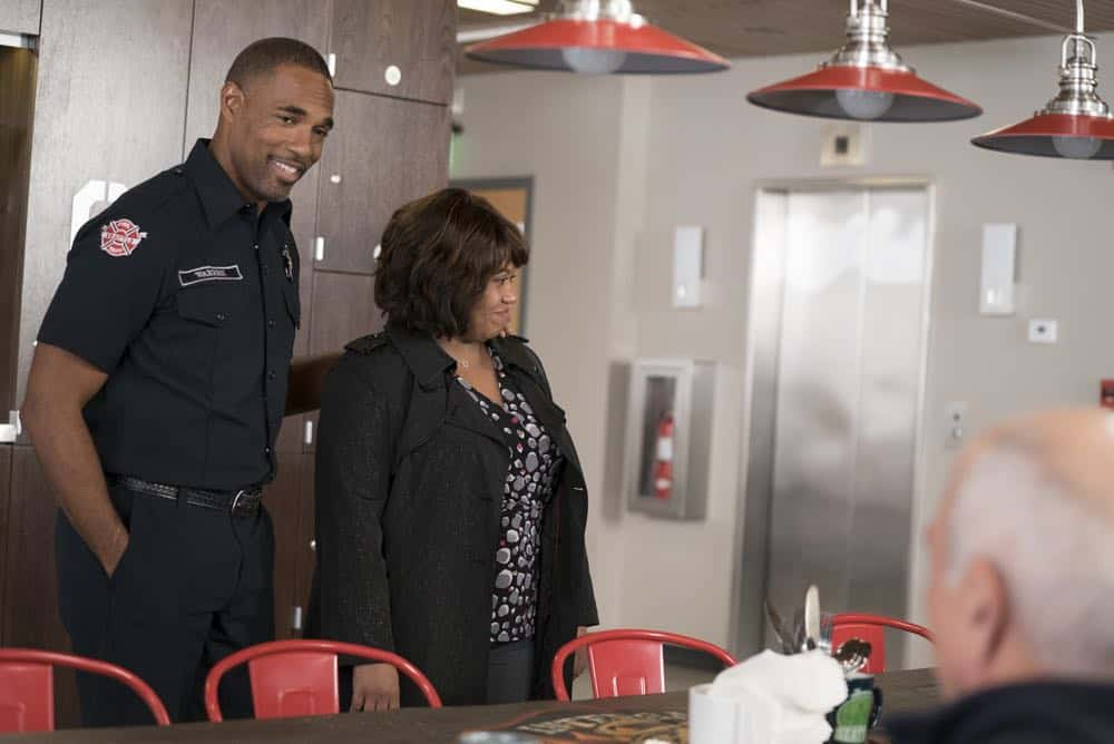 Station 19 Episode 5 Season 1 Shock To The System 13