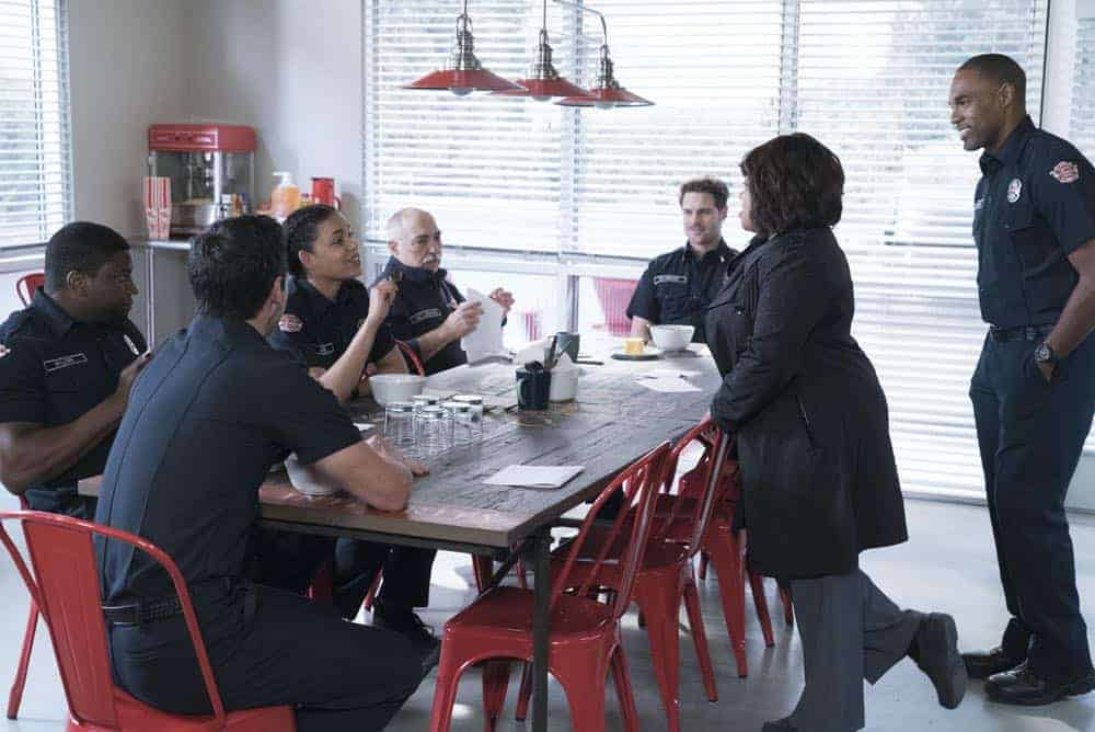 Station 19 Episode 5 Season 1 Shock To The System 01