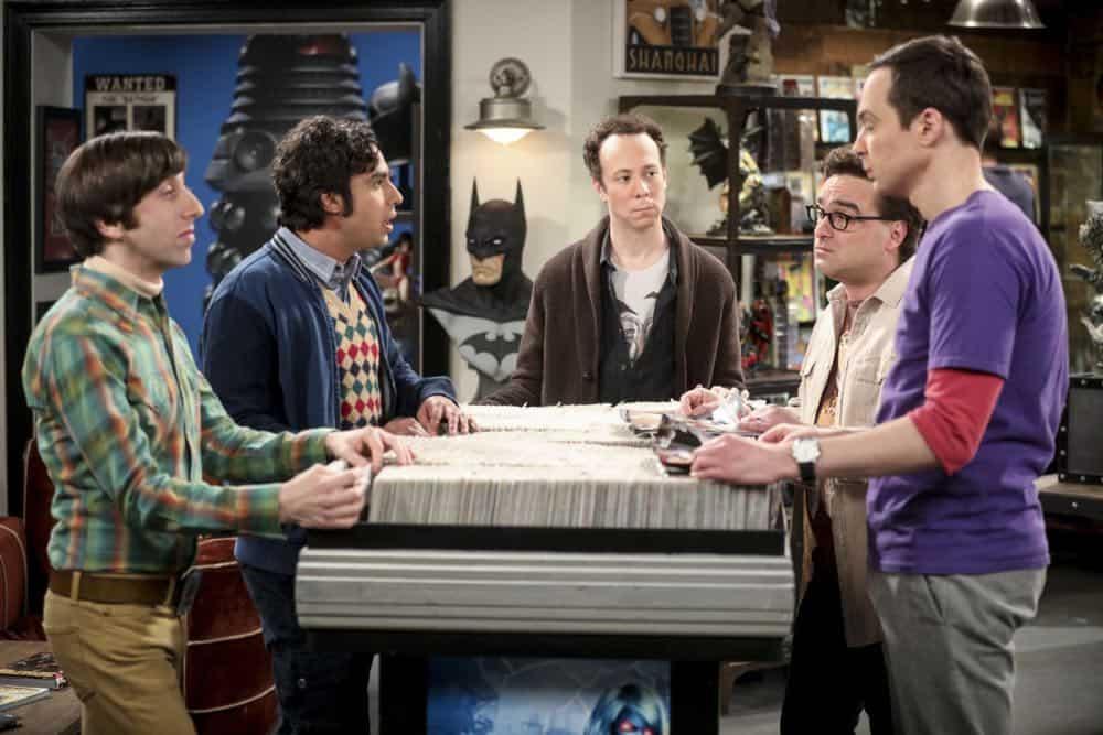 THE BIG BANG THEORY Episode 21 Season 11 The Comet Polarization 18