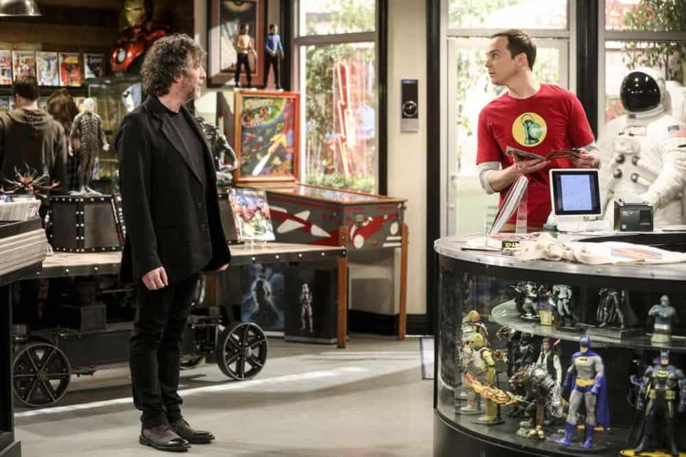 THE BIG BANG THEORY Episode 21 Season 11 The Comet Polarization 20