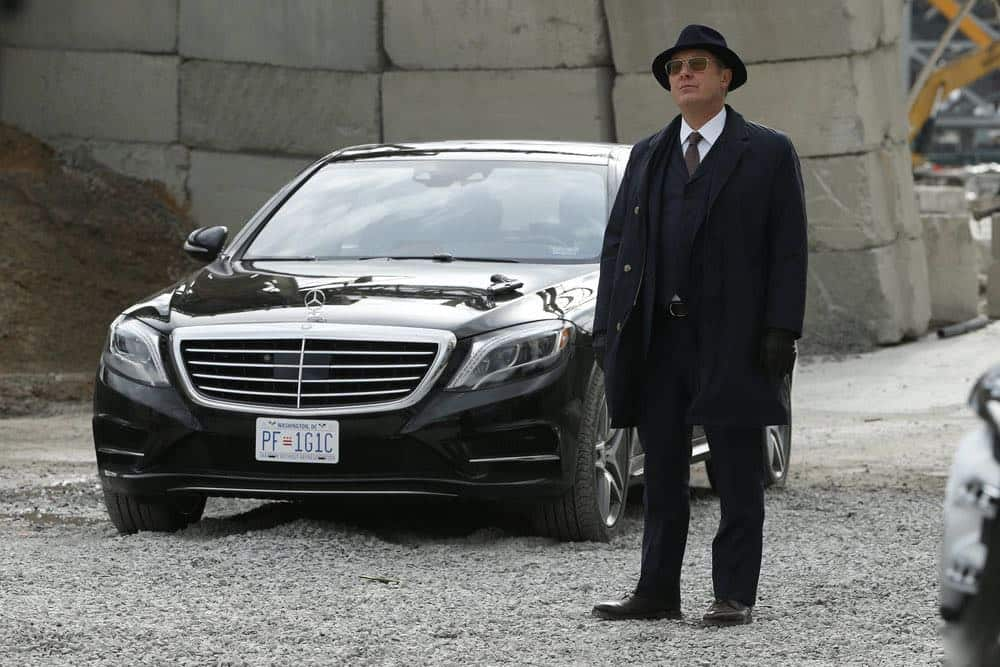 "THE BLACKLIST -- ""Ian Garvey (#13): Conclusion"" Episode 519 -- Pictured: James Spader as Raymond ""Red"" Reddington -- (Photo by: Will Hart/NBC)"