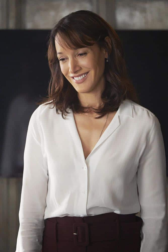 "TAKEN -- ""password"" Episode 211 -- Pictured: Jennifer Beals as Christina Hart -- (Photo by: Christos Kalohoridis/NBC)"