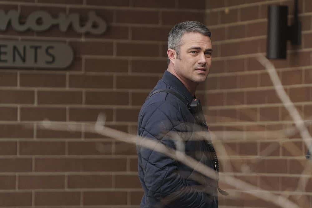 """CHICAGO FIRE -- """"When They See Us Coming"""" Episode 618 -- Pictured: Taylor Kinney as Kelly Severide -- (Photo by: Elizabeth Morris/NBC)"""