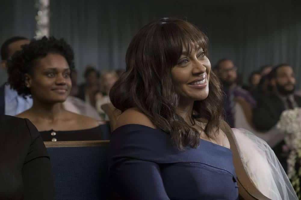 "STAR: Guest star La La Anthony in the ""Forward (E)Motion"" episode of STAR airing Wednesday, April 18 (9:00-10:00 PM ET/PT) on FOX. ©2018 Fox Broadcasting Co. CR: Wilford Harewood/FOX"