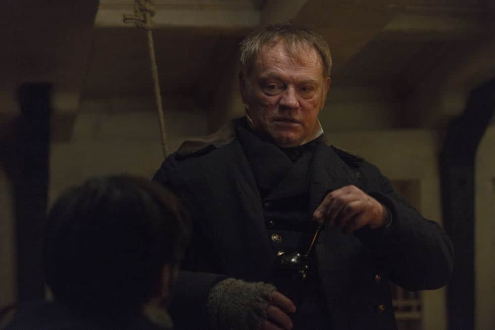 Jared Harris as Francis Crozier - The Terror _ Season 1, Episode 5 - Photo Credit: Aidan Monaghan/AMC