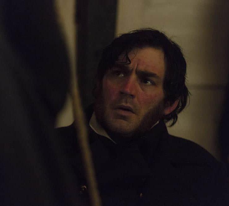 Matthew McNulty as Lt. Edward Little- The Terror _ Season 1, Episode 5 - Photo Credit: Aidan Monaghan/AMC