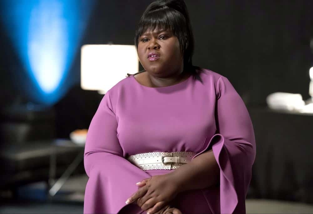 "EMPIRE: Gabourey Sidibe in the ""Of Hardiness Is Mother"" episode of EMPIRE airing Wednesday, April 18 (8:00-9:00 PM ET/PT) on FOX. ©2018 Fox Broadcasting Co. CR: Chuck Hodes/FOX"