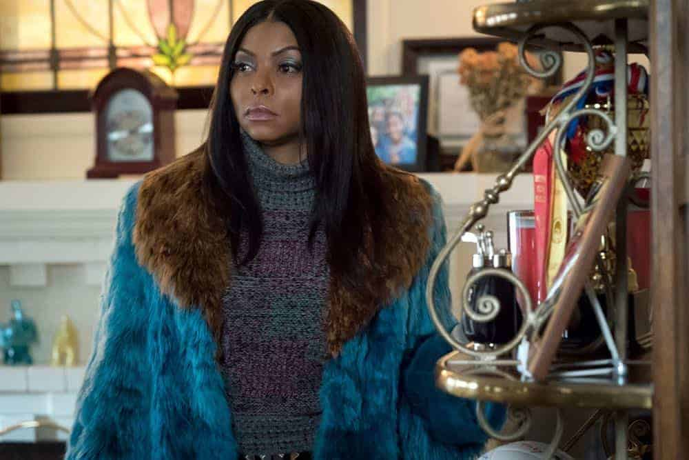 "EMPIRE: Taraji P. Henson in the ""Of Hardiness Is Mother"" episode of EMPIRE airing Wednesday, April 18 (8:00-9:00 PM ET/PT) on FOX. ©2018 Fox Broadcasting Co. CR: Chuck Hodes/FOX"