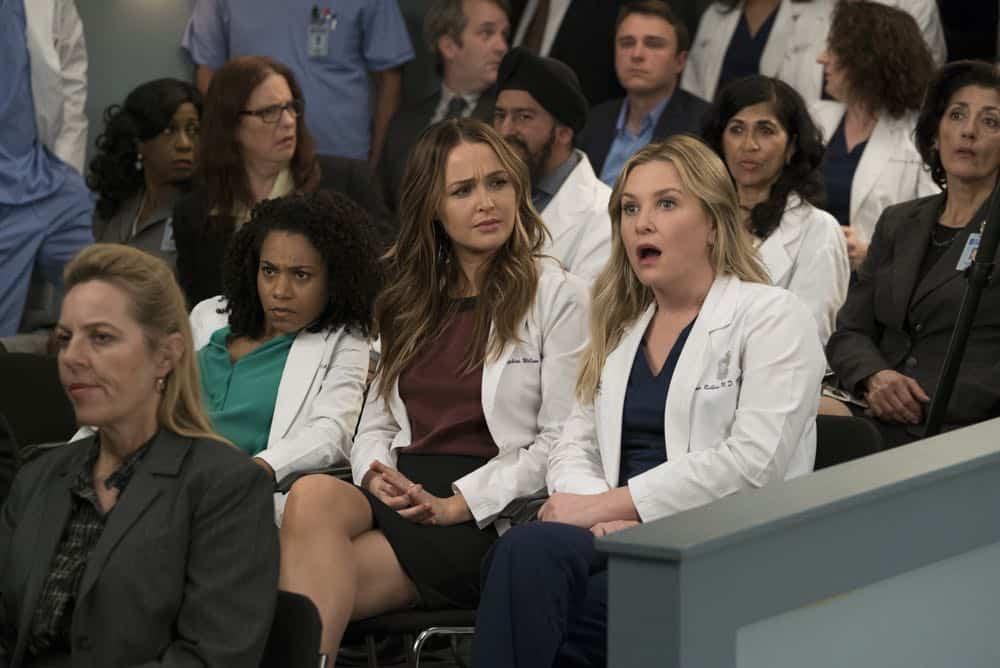 Greys Anatomy Episode 20 Season 14 Judgment Day 38
