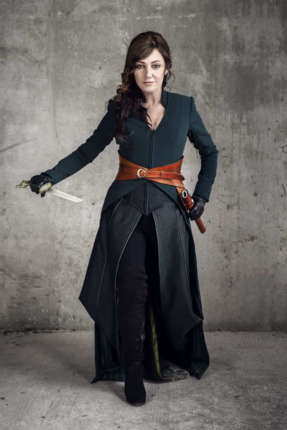 Orla Brady as Lydia - Into the Badlands _ Season 3, Gallery - Photo Credit: Alan Clarke/AMC