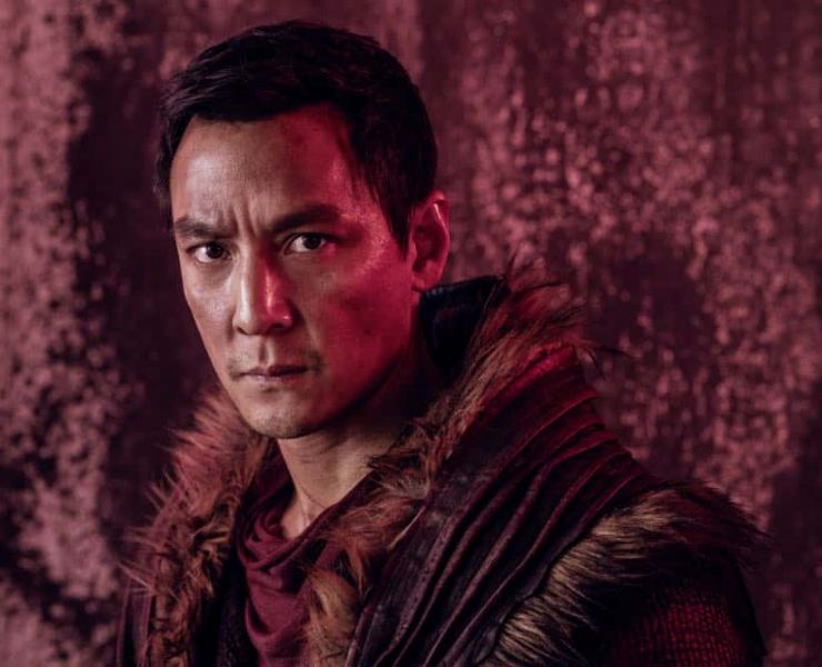Daniel Wu as Sunny - Into the Badlands _ Season 3, Gallery - Photo Credit: Alan Clarke/AMC