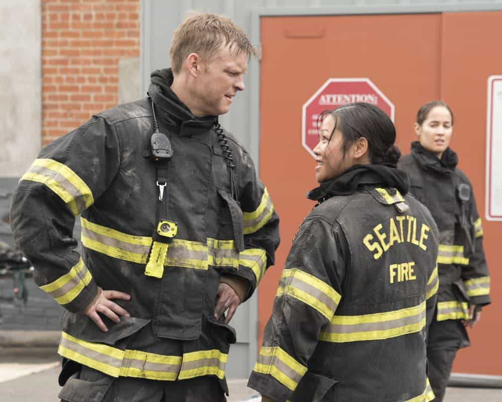 STATION 19 Episode 6 Season 1 Stronger Together 21