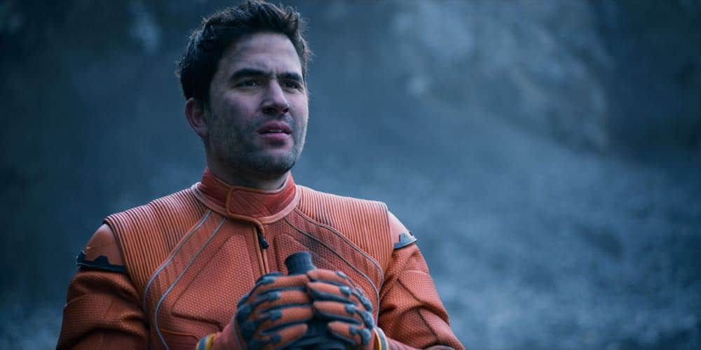Ignacio Serricchio LOST IN SPACE