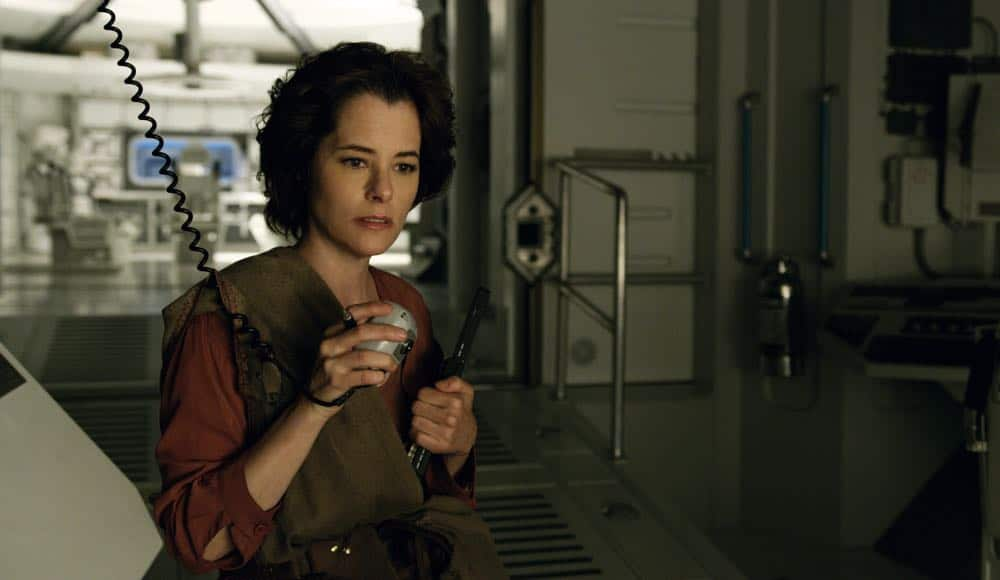 Parker Posey LOST IN SPACE
