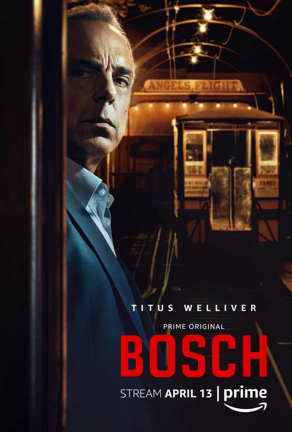 Bosch Season 4 Poster Key Art