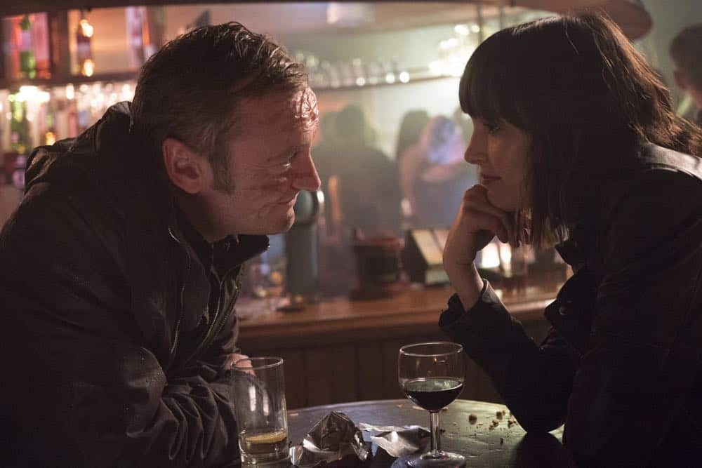 Episode 1 (debut 4/13/18): Richard Dormer, Jodi Balfour. photo: Joss Barratt/CINEMAX