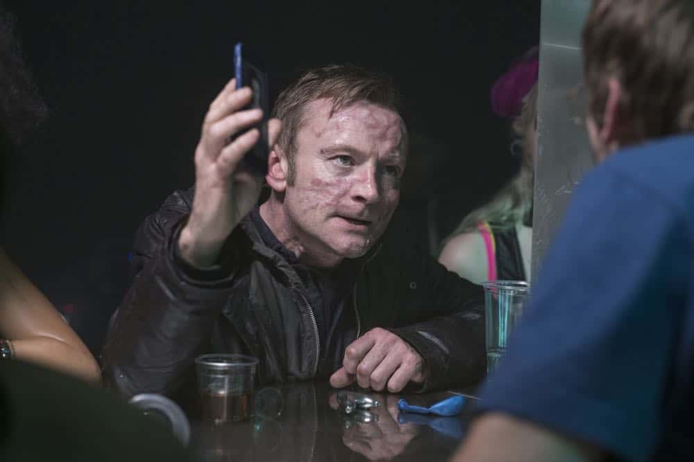 Episode 3 (debut 4/27/18): Richard Dormer. photo: Joss Barratt/CINEMAX