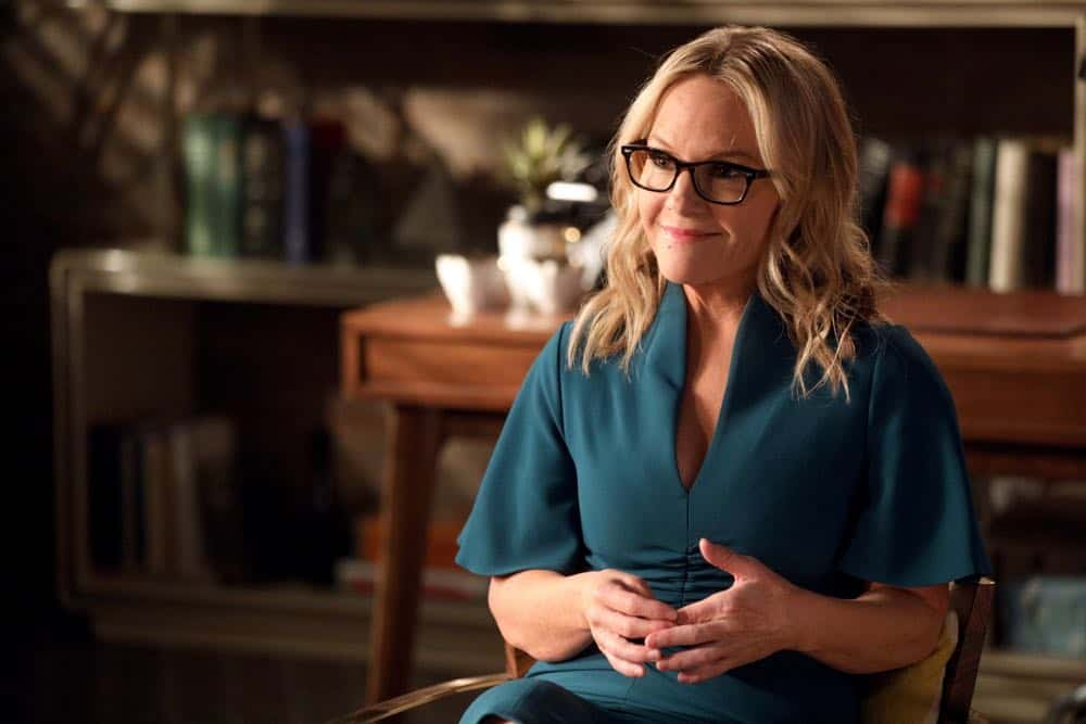 "LUCIFER: Rachael Harris in the ""The Angel of San Bernardino"" episode of LUCIFER airing Monday, April 16 (8:00-9:00 PM ET/PT) on FOX. CR: FOX"