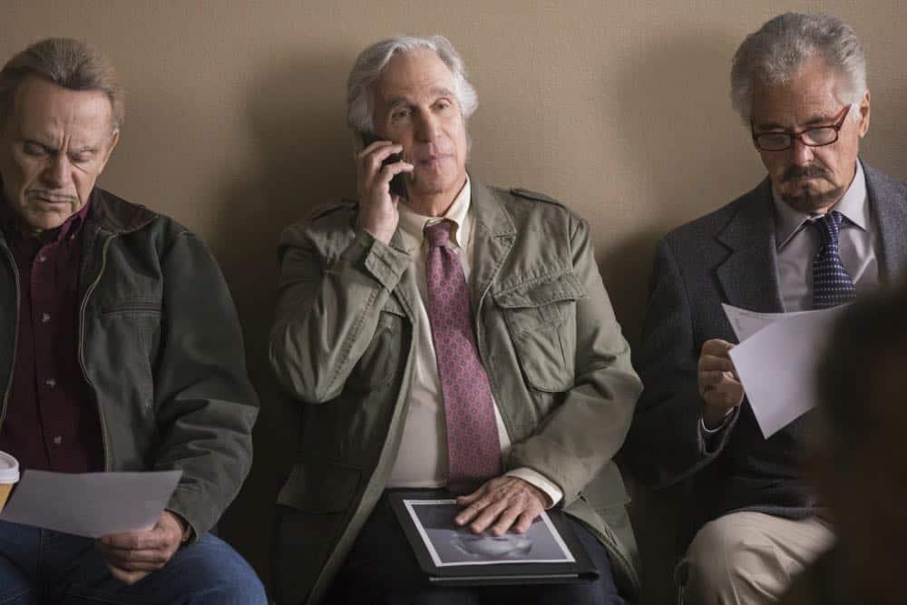 Episode 4 (debut 4/15/18): Henry Winkler. photo: John P. Johnson/HBO