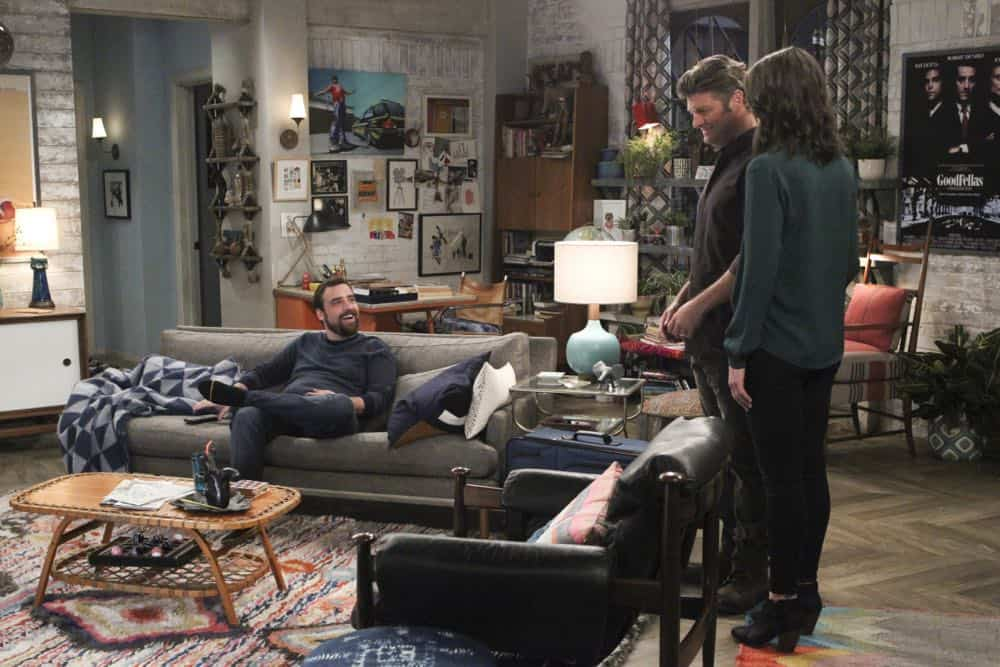 Living Biblically Episode 8 Season 1 Show Hospitality 12