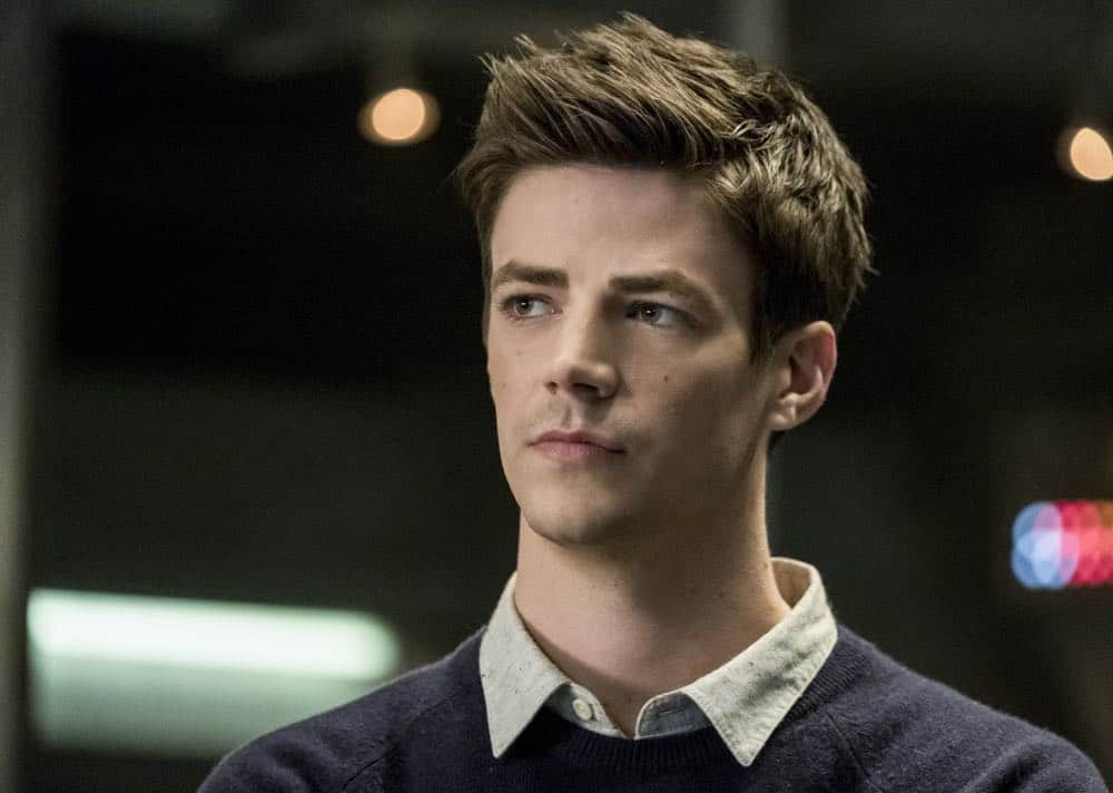 """The Flash -- """"Lose Yourself"""" -- Image Number: FLA418a_0101b.jpg -- Pictured: Grant Gustin as Barry Allen -- Photo: Katie Yu/The CW -- © 2018 The CW Network, LLC. All rights reserved"""