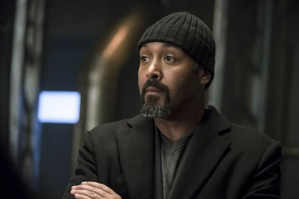 """The Flash -- """"Lose Yourself"""" -- Image Number: FLA418a_0129b.jpg -- Pictured: Jesse L. Martin as Detective Joe West -- Photo: Katie Yu/The CW -- © 2018 The CW Network, LLC. All rights reserved"""
