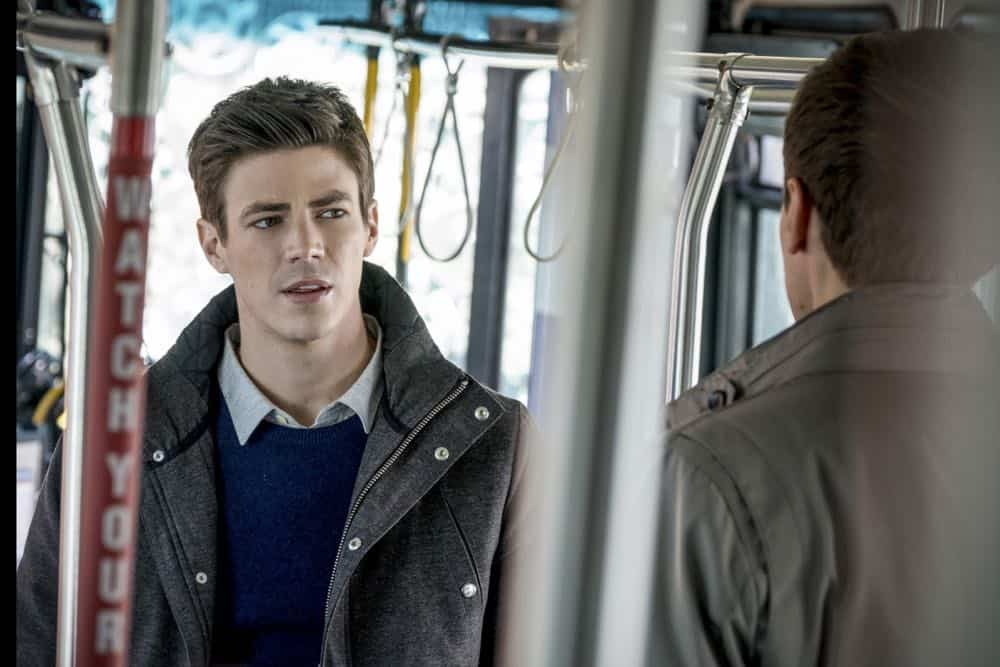 """The Flash -- """"Lose Yourself"""" -- Image Number: FLA418a_0077b.jpg -- Pictured: Grant Gustin as Barry Allen -- Photo: Katie Yu/The CW -- © 2018 The CW Network, LLC. All rights reserved"""