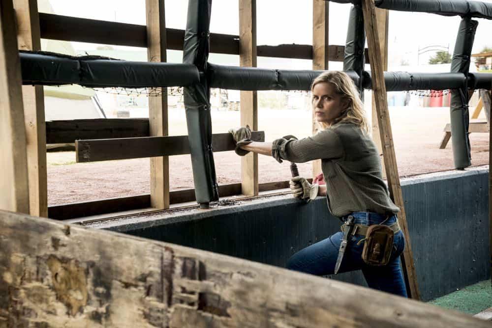 Kim Dickens as Madison Clark- Fear the Walking Dead _ Season 4, Episode 2 - Photo Credit: Richard Foreman, Jr/AMC