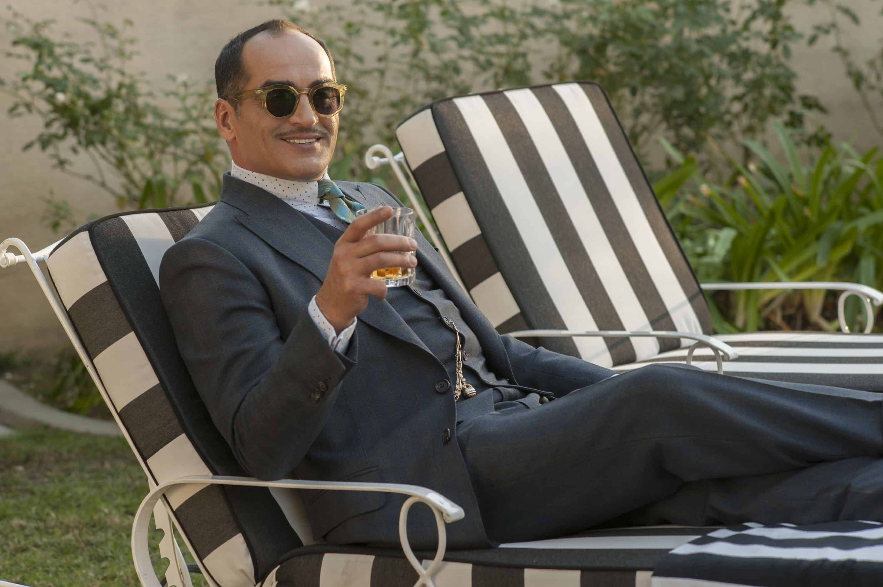 "LEGION -- ""Chapter 11"" - Season 2, Episode 3 (Airs Tuesday, April 17, 10:00 pm/ep) -- Pictured: Navid Negahban as Amahl Farouk. CR: Suzanne Tenner/FX"