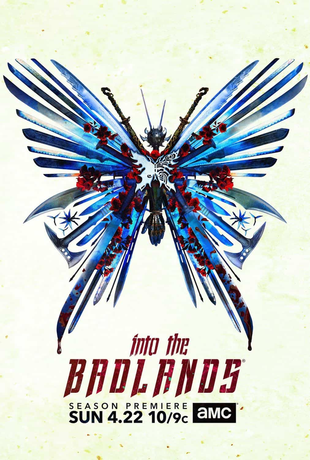 Into The Badlands Season 3 Poster 1