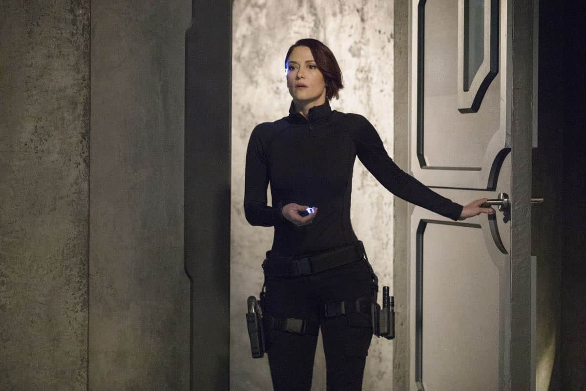 """Supergirl -- """"In Search of Lost Time"""" -- Image Number: SPG315b_0179.jpg -- Pictured: Chyler Leigh as Alex -- Photo: Jack Rowand/The CW -- © 2018 The CW Network, LLC. All Rights Reserved."""