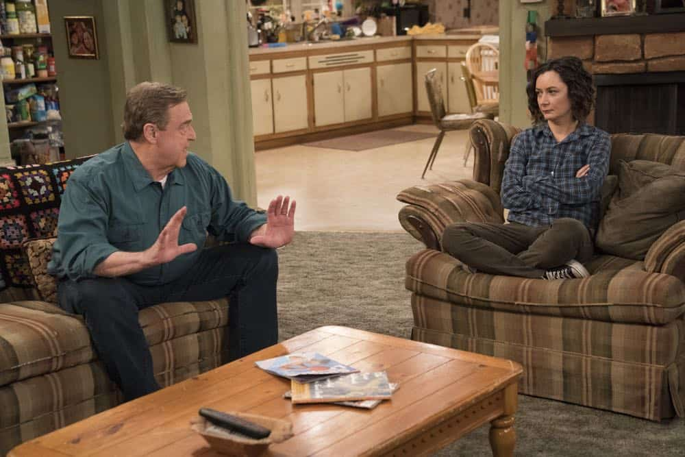 Roseanne Episode 6 Season 10 No Country for Old Women 20