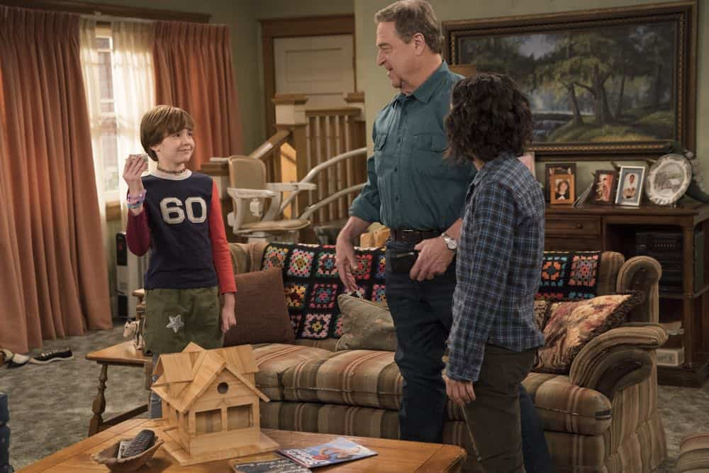 Roseanne Episode 6 Season 10 No Country for Old Women 22