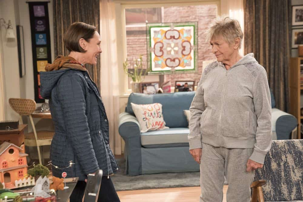 Roseanne Episode 6 Season 10 No Country for Old Women 11