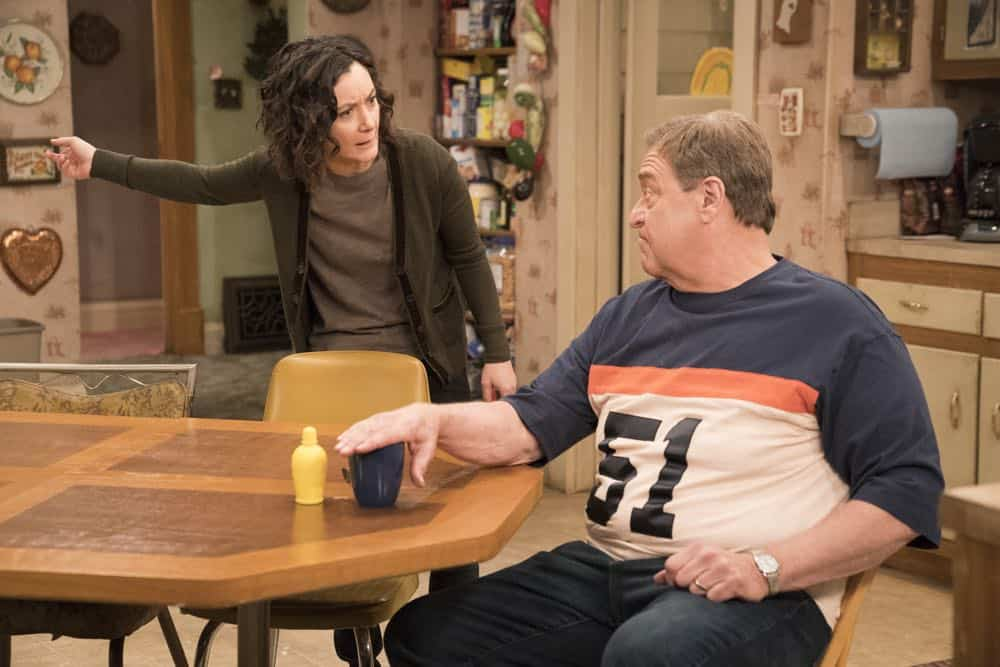 Roseanne Episode 6 Season 10 No Country for Old Women 17