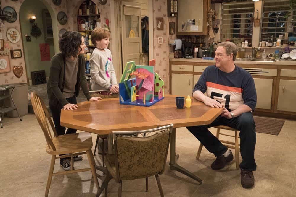 Roseanne Episode 6 Season 10 No Country for Old Women 18