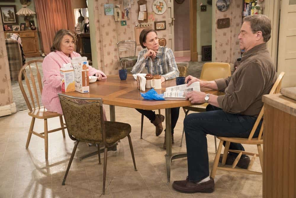 Roseanne Episode 6 Season 10 No Country for Old Women 05