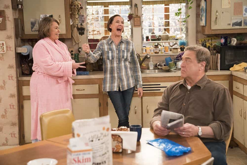 Roseanne Episode 6 Season 10 No Country for Old Women 08