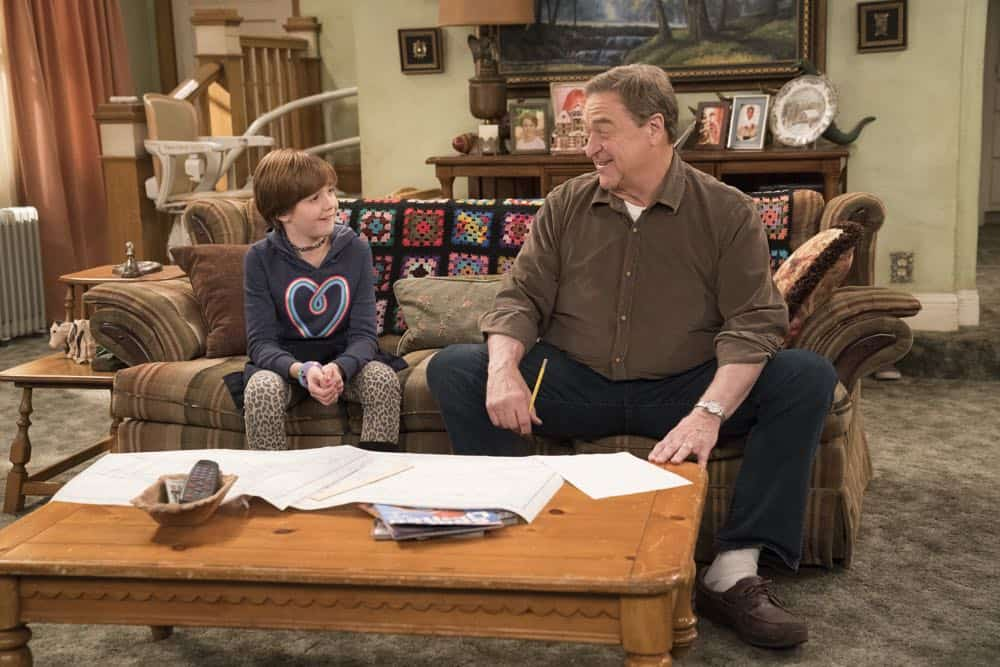 Roseanne Episode 6 Season 10 No Country for Old Women 09