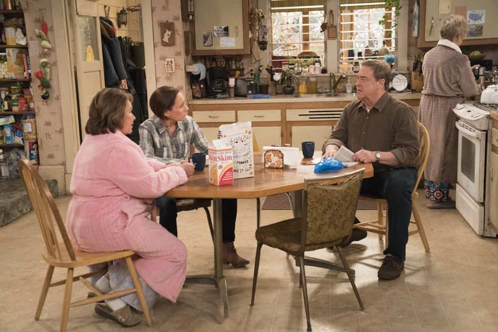 Roseanne Episode 6 Season 10 No Country for Old Women 02