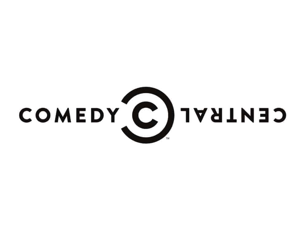 Comedy Central Logo 2018