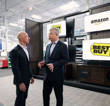 Amazon-Best-Buy-Partnership