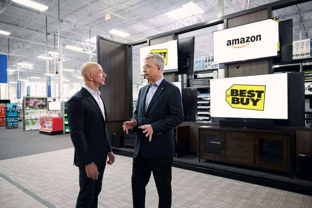 Amazon-Best-Buy-Partnership