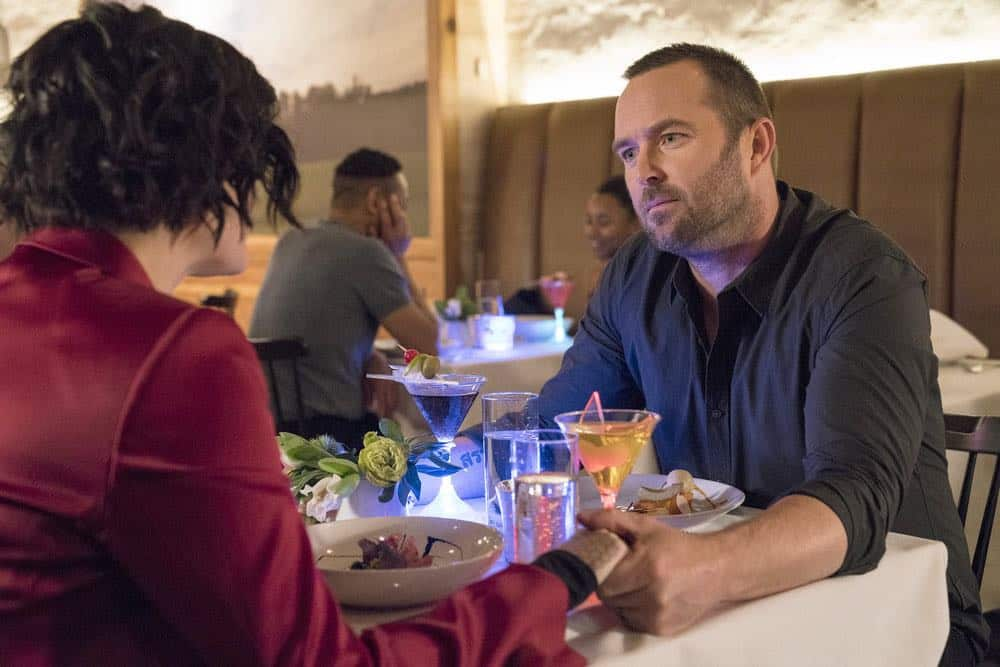 "BLINDSPOT -- ""Clamorous Night"" Episode 318 -- Pictured: Sullivan Stapleton as Kurt Weller -- (Photo by: David Giesbrecht/NBC/Warner Bros)"