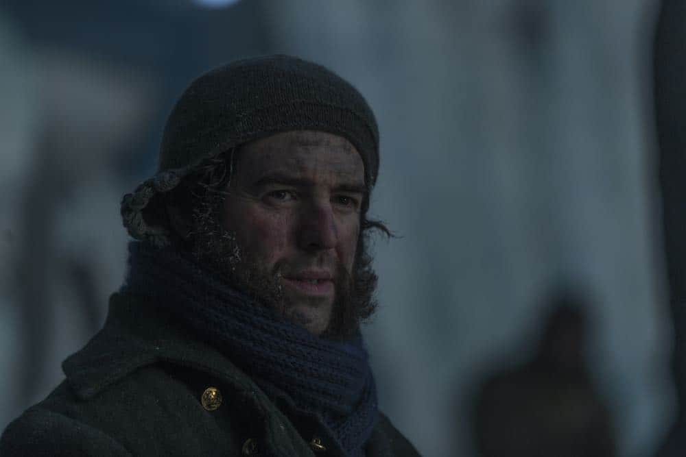 Paul Ready as Dr. Henry Goodsir - The Terror _ Season 1, Episode 6 - Photo Credit: Aidan Monaghan/AMC