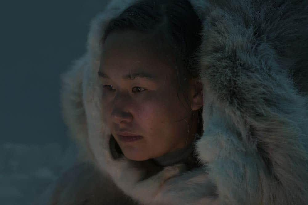 Nive Nielsen as Lady Silence - The Terror _ Season 1, Episode 6 - Photo Credit: Aidan Monaghan/AMC