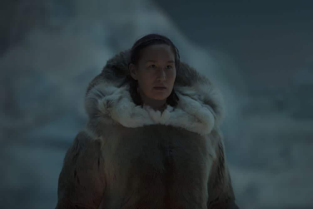 Nive Nielsen as Lady Silence- The Terror _ Season 1, Episode 6 - Photo Credit: Aidan Monaghan/AMC